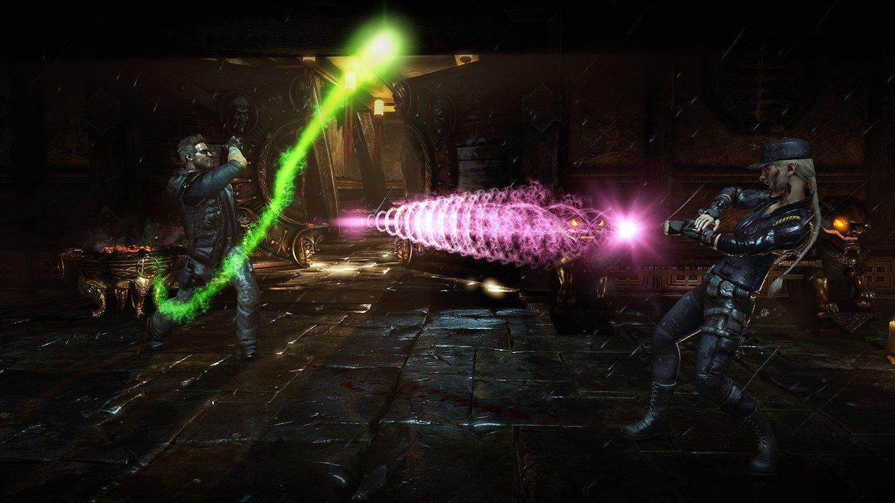 Mortal Kombat X - новые скриншоты. - Изображение 1