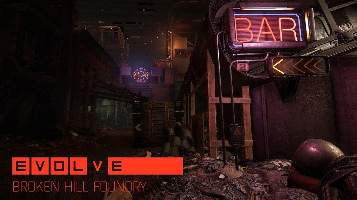 Evolve получит две новые карты бесплатно. - Изображение 1
