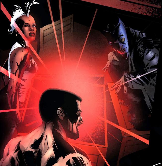 """Топ 16 злодеев серии комиксов """"Marvel Noir"""". Часть 1. [Spoiler alert] - Изображение 3"""