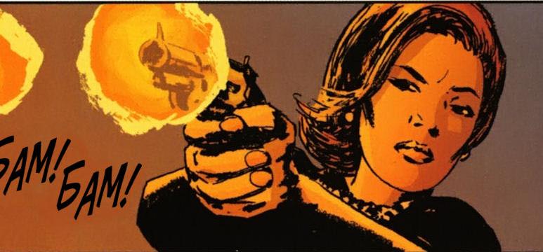 """Топ 16 злодеев серии комиксов """"Marvel Noir"""". Часть 1. [Spoiler alert] - Изображение 2"""