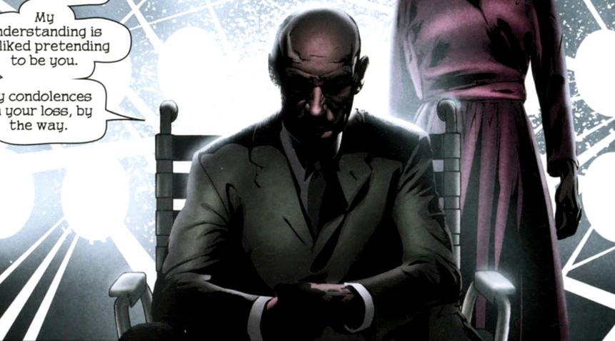"""Топ 16 злодеев серии комиксов """"Marvel Noir"""". Часть 2. [Spoiler alert] - Изображение 4"""