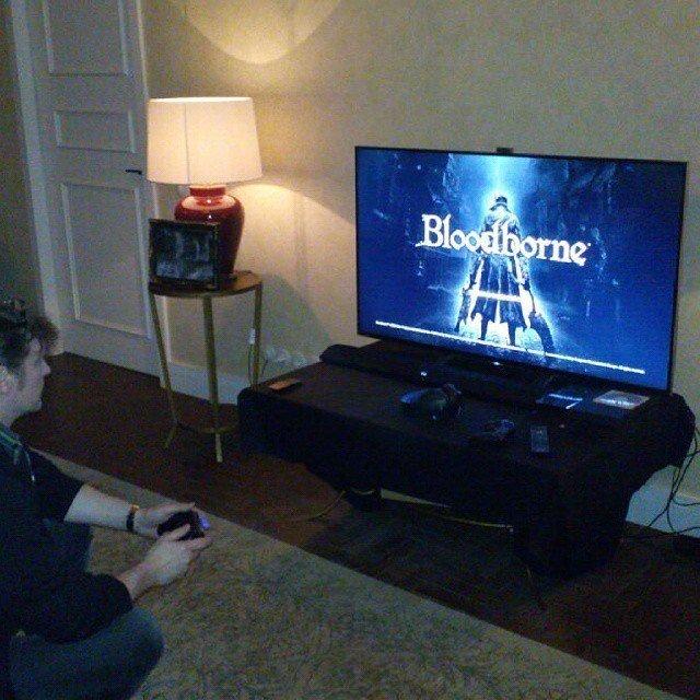 У разработчиков Bloodborne появилась проблема. . - Изображение 1