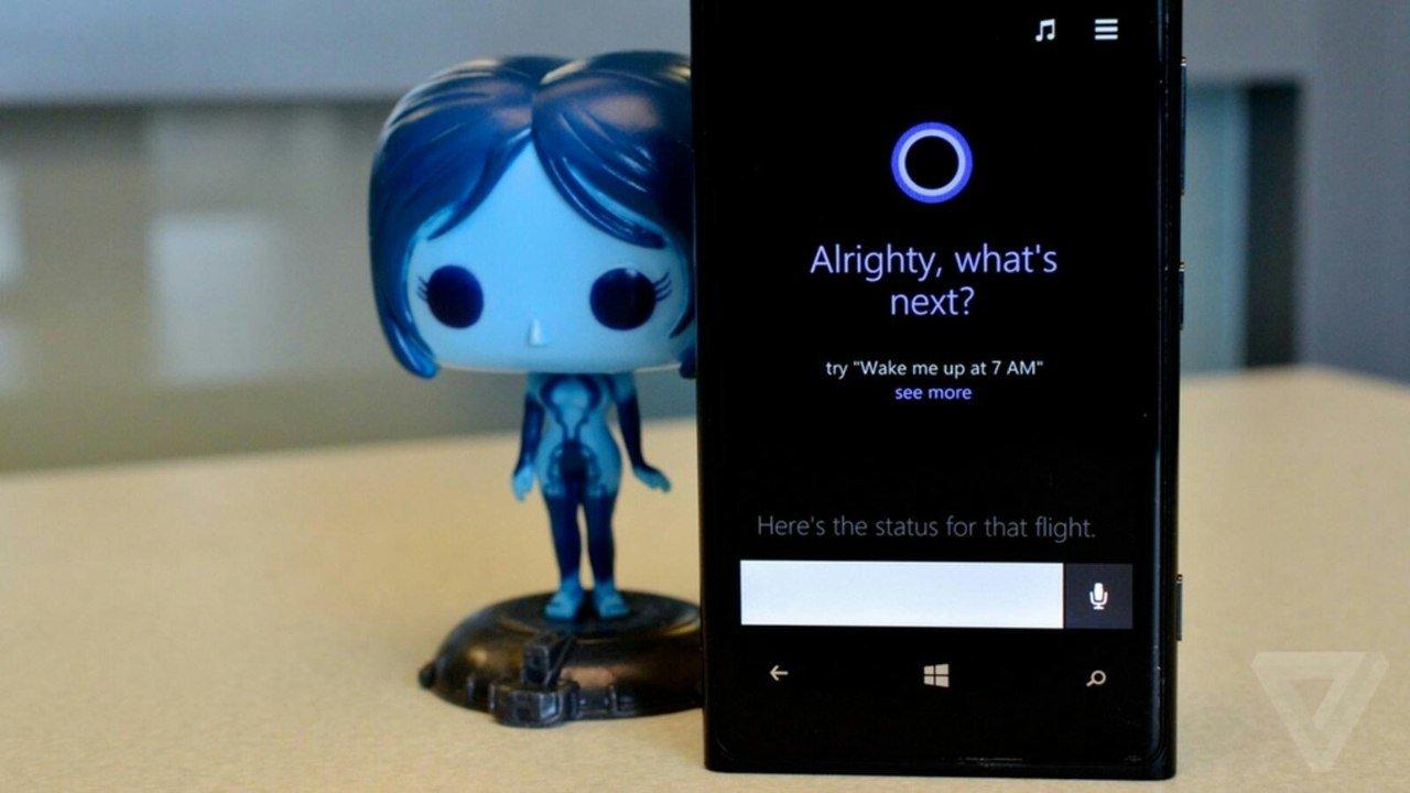 Microsoft собирается выпустить голосовой помощник Cortana для iOS и Android. - Изображение 1