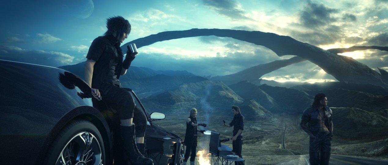 Final Fantasy XV - Изображение 1