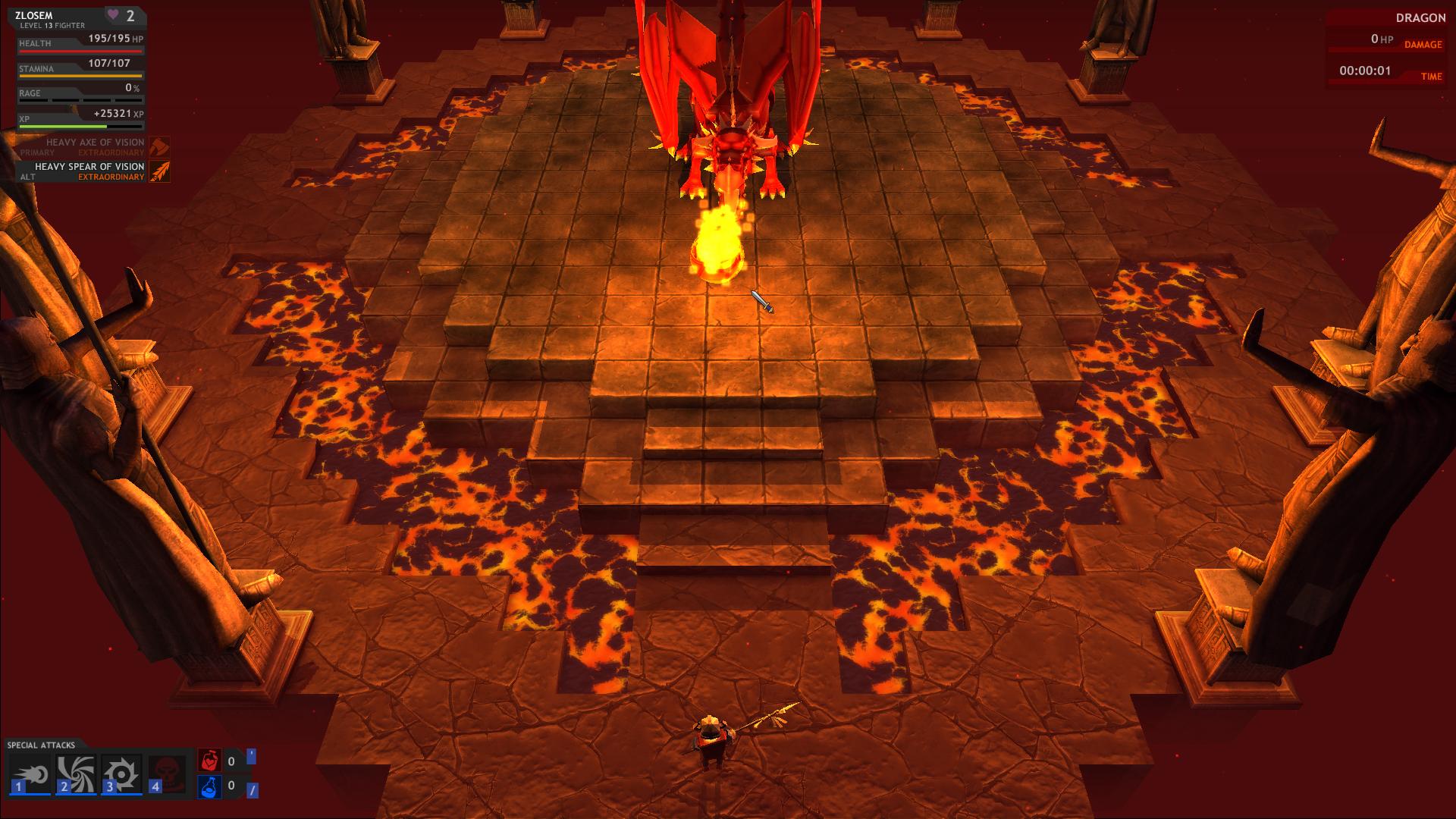 Обзор Fight The Dragon - Изображение 3