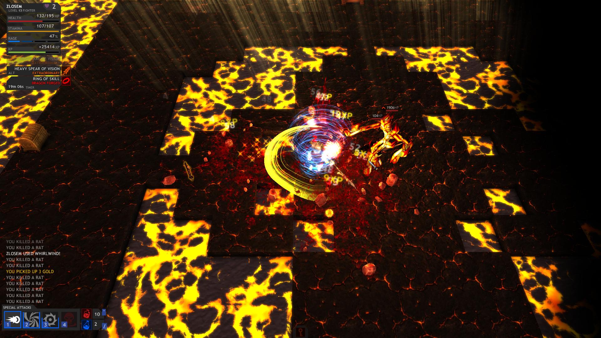 Обзор Fight The Dragon - Изображение 5