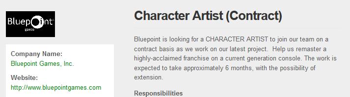 Bluepoint Games работает над ремастером  популярного франчайза ! Новый опрос и итоги прошлого ! - Изображение 1