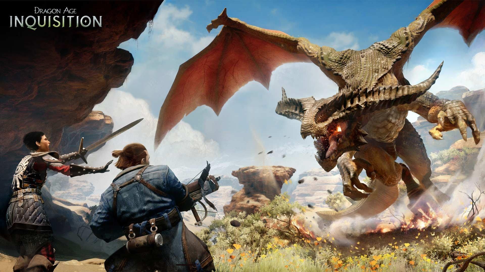 Драконоборец, часть 2 - убиваем драконов DAI на Кошмаре - Изображение 1