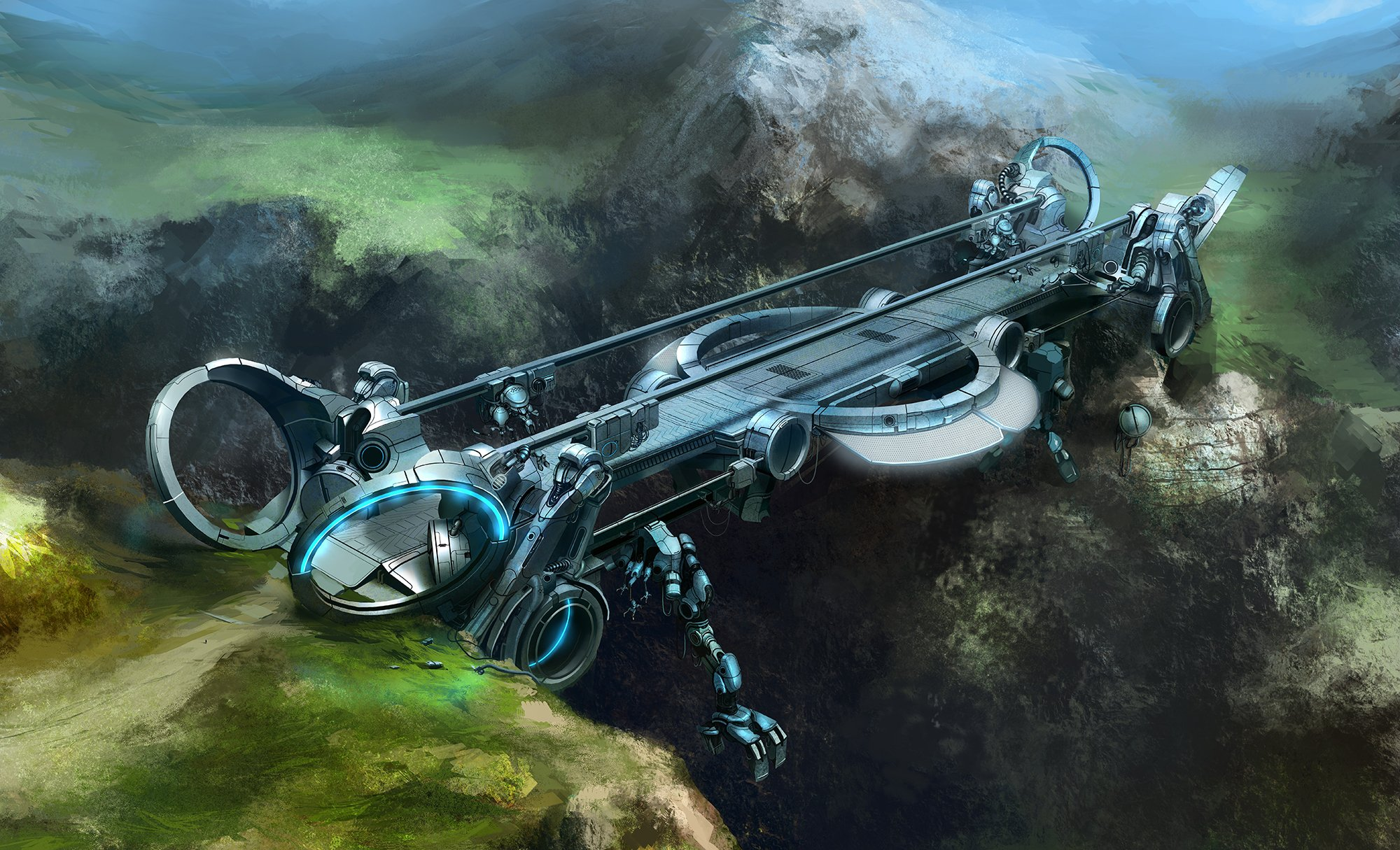 Sci-fi MMORPG Project Genom - начало - Изображение 2