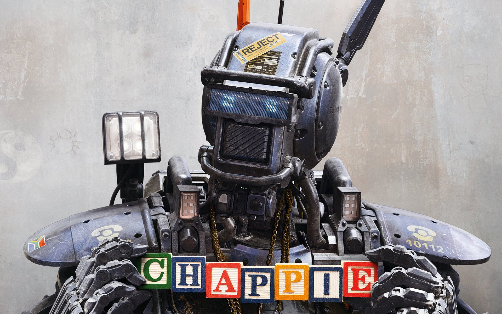 Мнение о фильме Робот по имени Чаппи . - Изображение 1