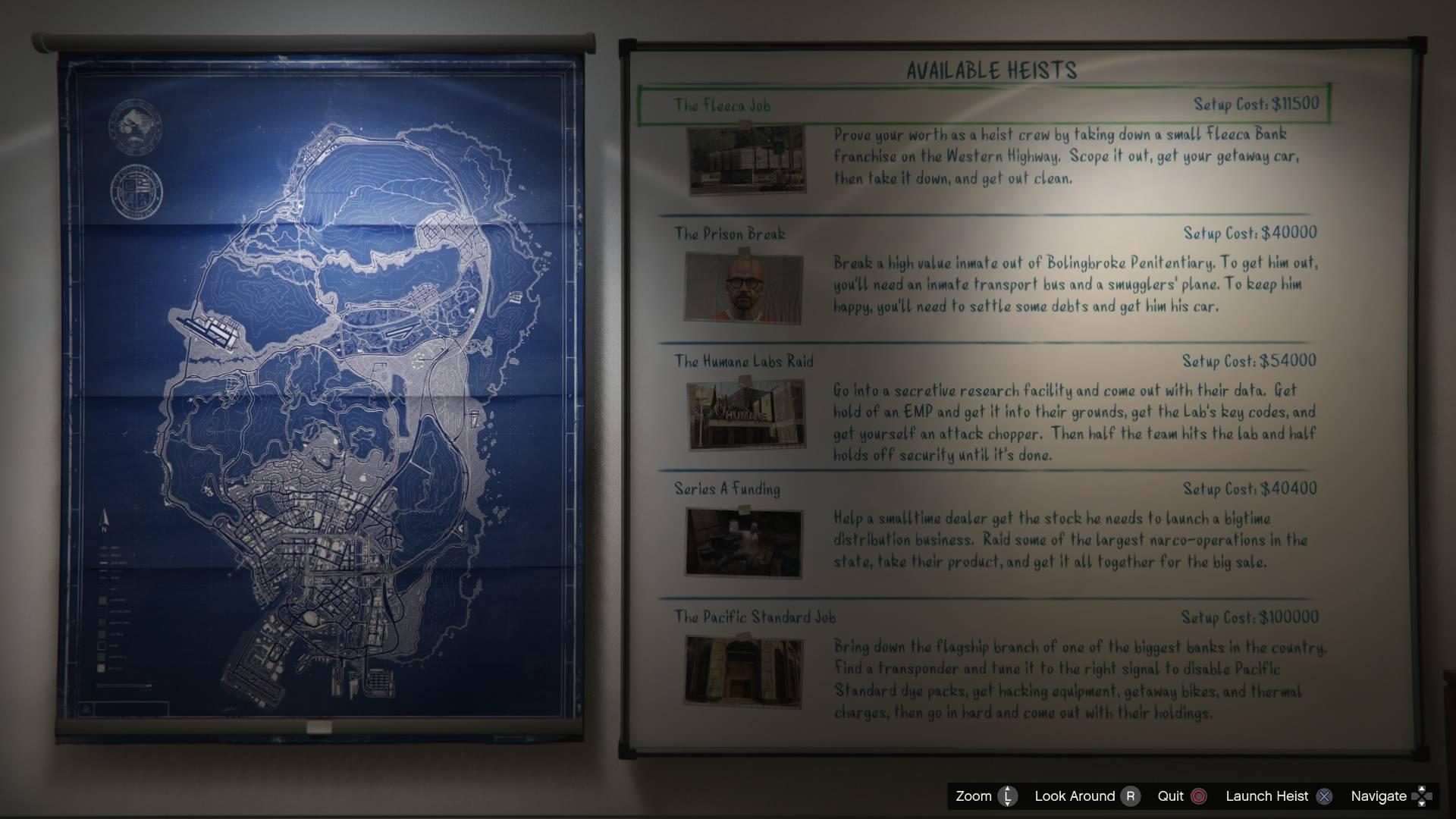 Grand Theft Auto Online Heist - Изображение 1