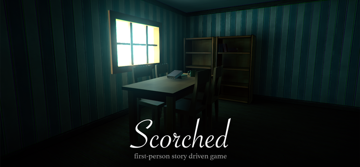 Scorched: first-person story driven 3D-game - Изображение 1