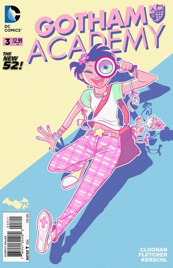 Переводы комиксов DC от D.Crane - Изображение 4