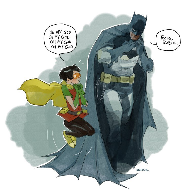 Переводы комиксов DC от D.Crane - Изображение 5