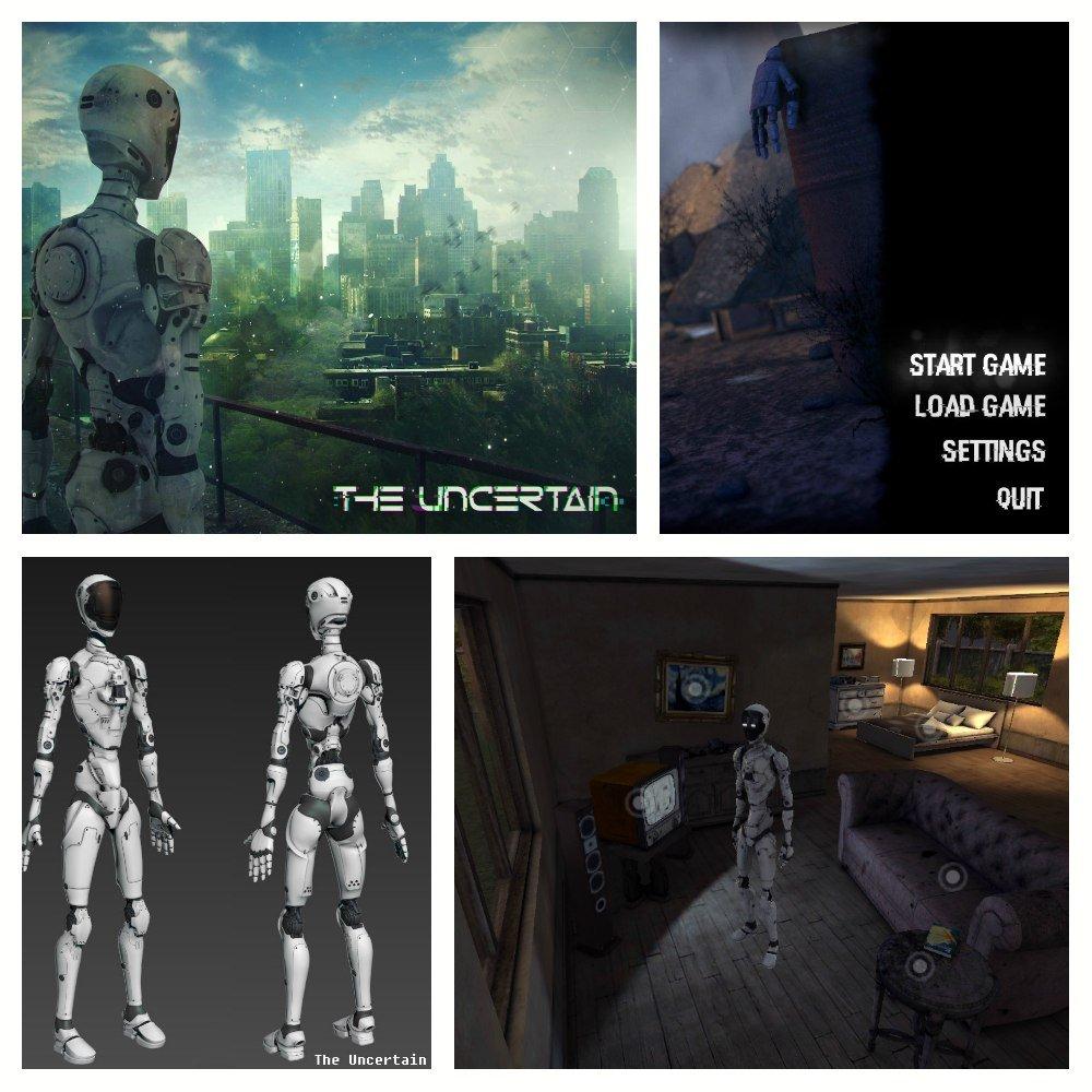 """Winter Nights помогла многим разработчикам, включая нашему проекту """"The_Uncertain"""" - Изображение 1"""