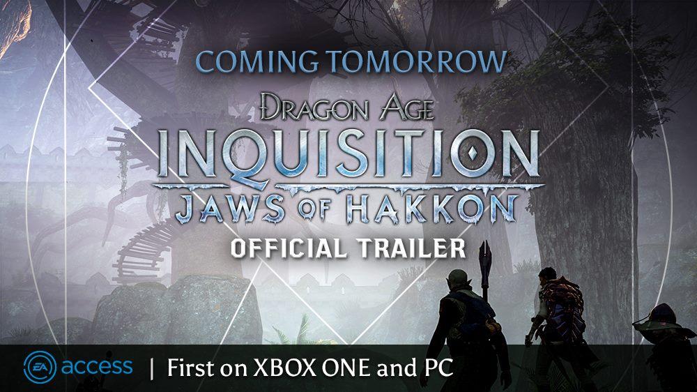 DLC Jaws Of Hakkon для Dragon Age: Inquisition. - Изображение 1