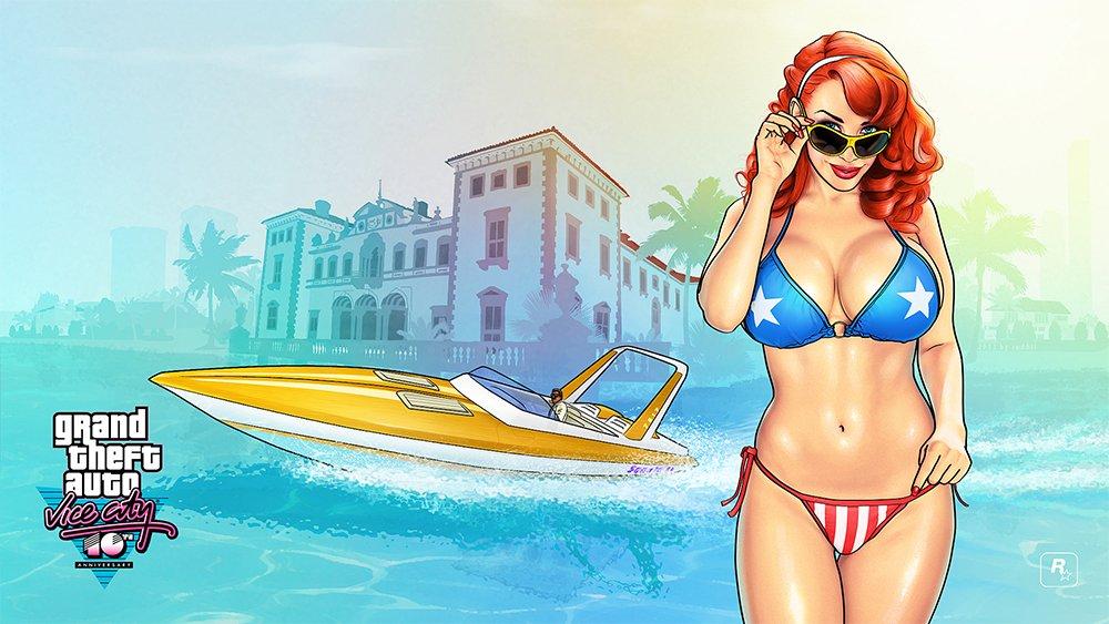 Музыкальный понедельник. ТОП 10 лучших композиций из Grand Theft Auto: Vice City. - Изображение 1