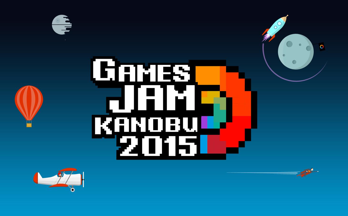Интересные игры с GamesJamKanobu ver.2 (пополняется) - Изображение 1
