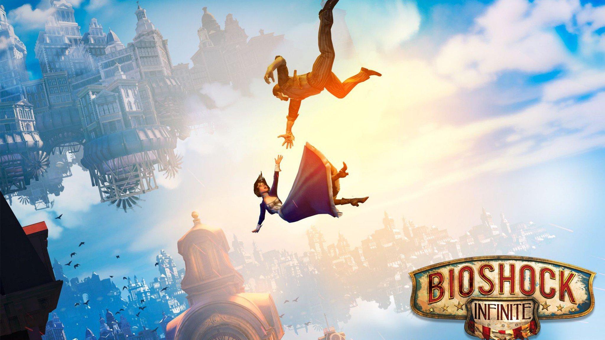 BioShock Infinite исполнилось 2 года!. - Изображение 1