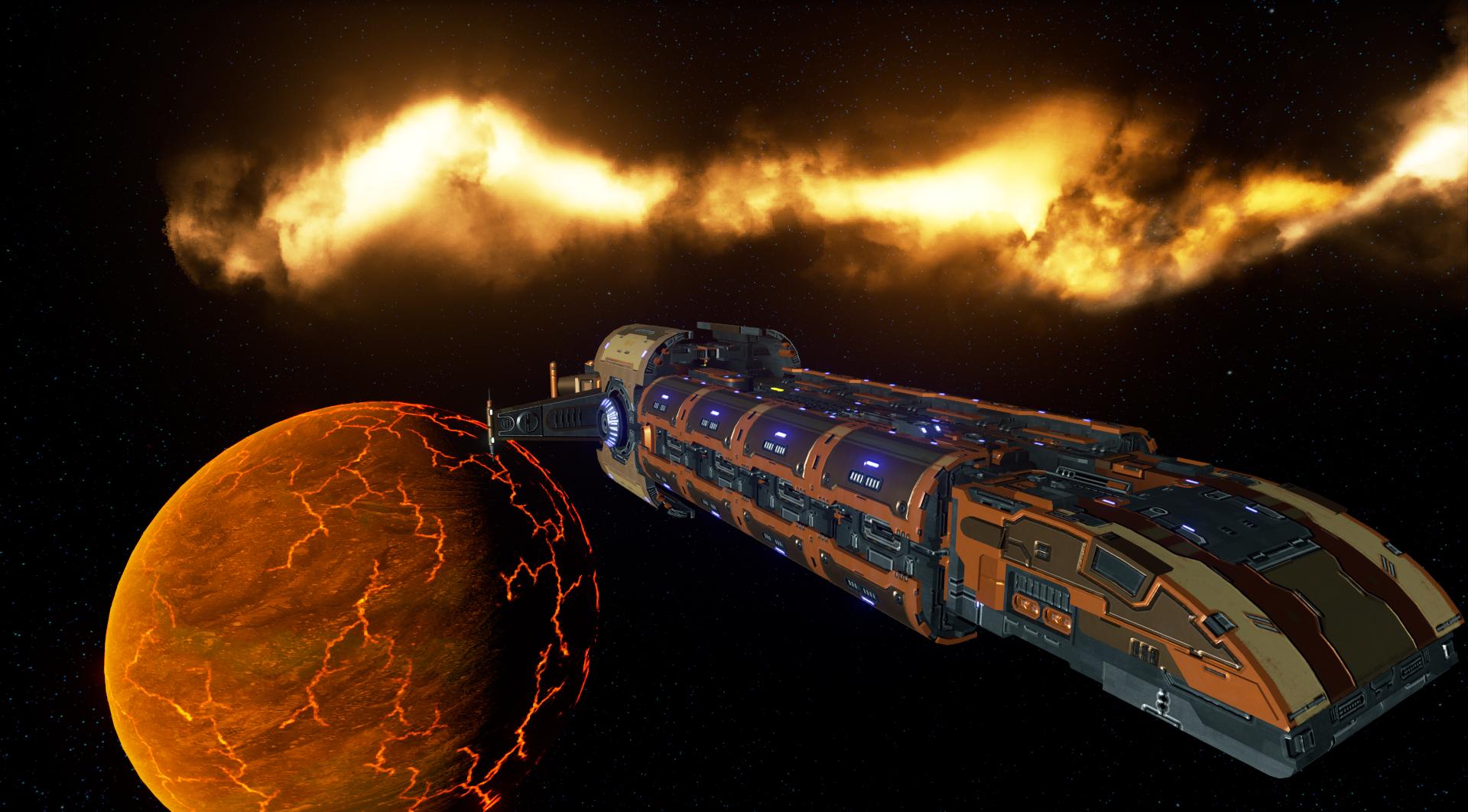 Как правильно покрасить космический корабль - Изображение 2