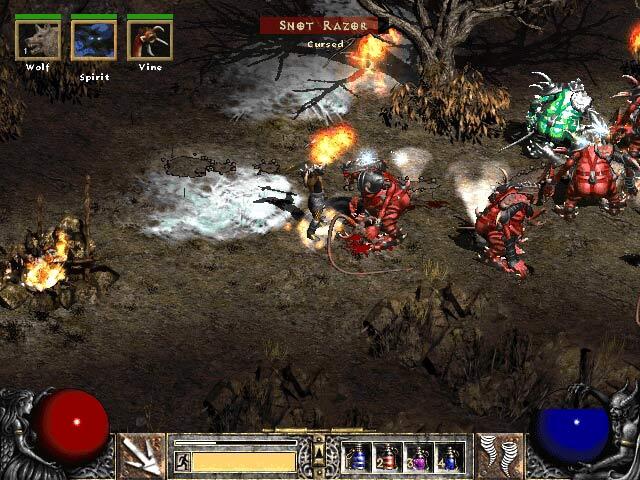 Ламповый обзор Diablo2  - Изображение 2