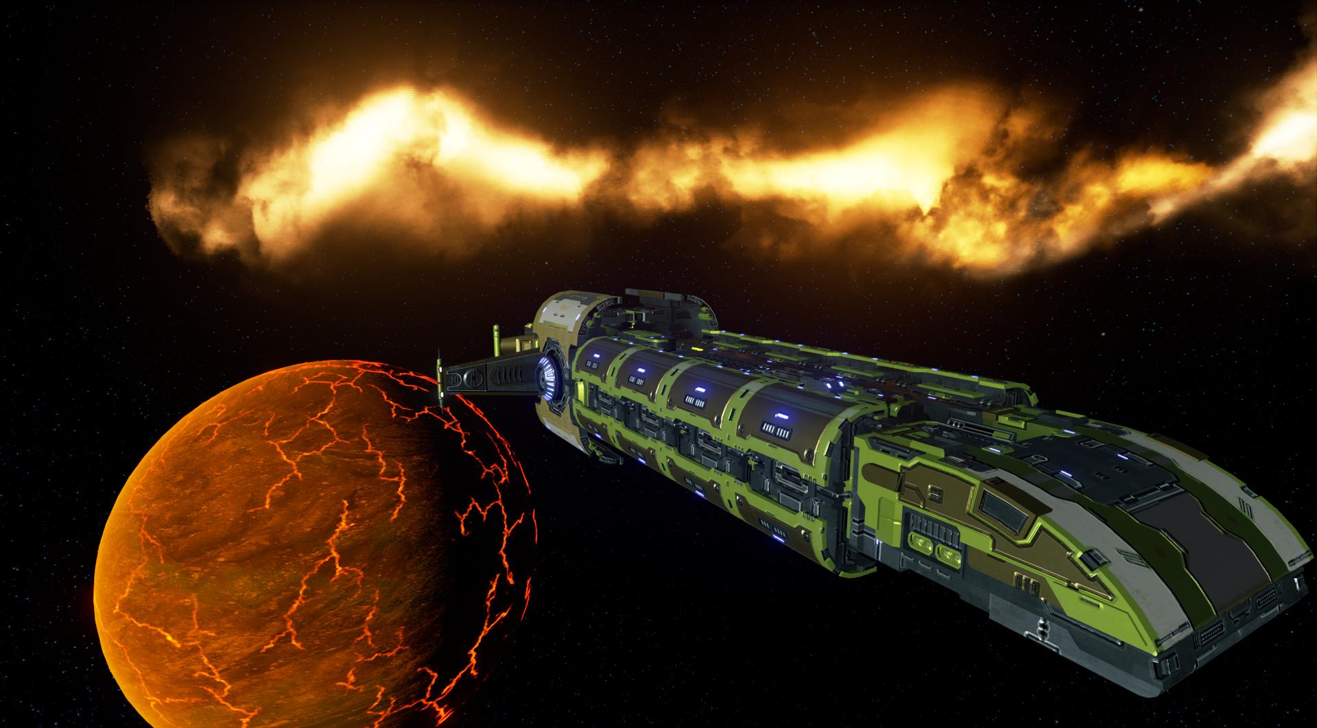 Как правильно покрасить космический корабль - Изображение 4