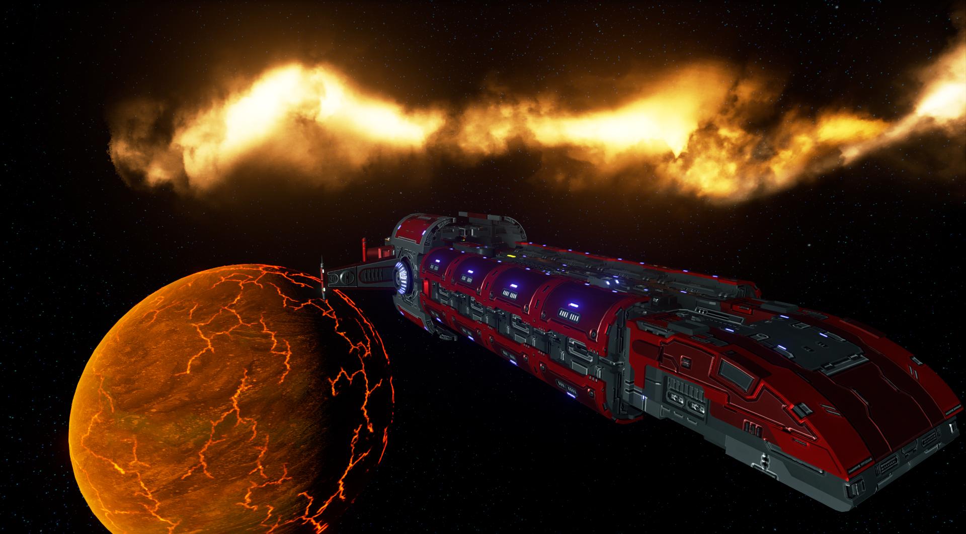 Как правильно покрасить космический корабль - Изображение 3