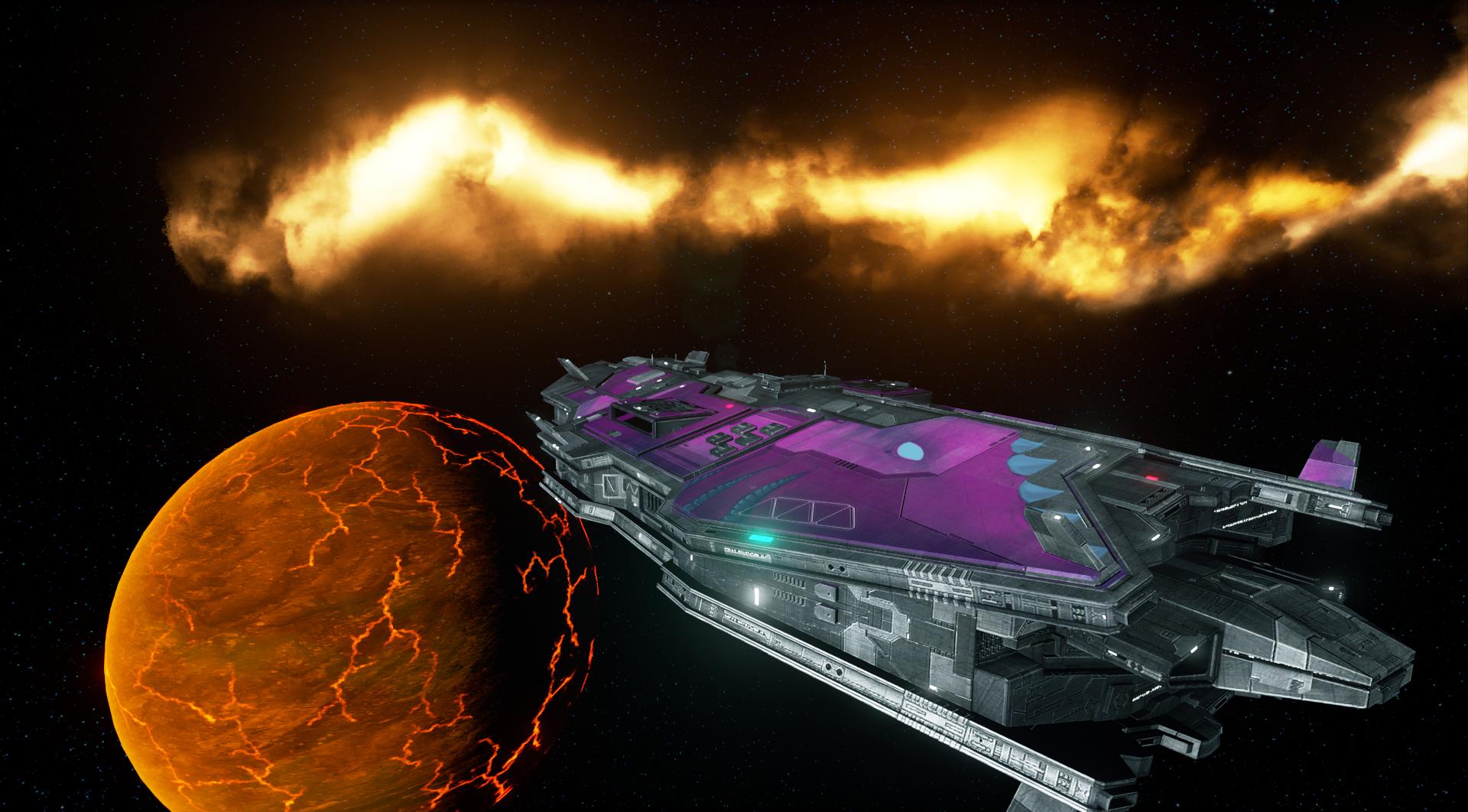Как правильно покрасить космический корабль - Изображение 6