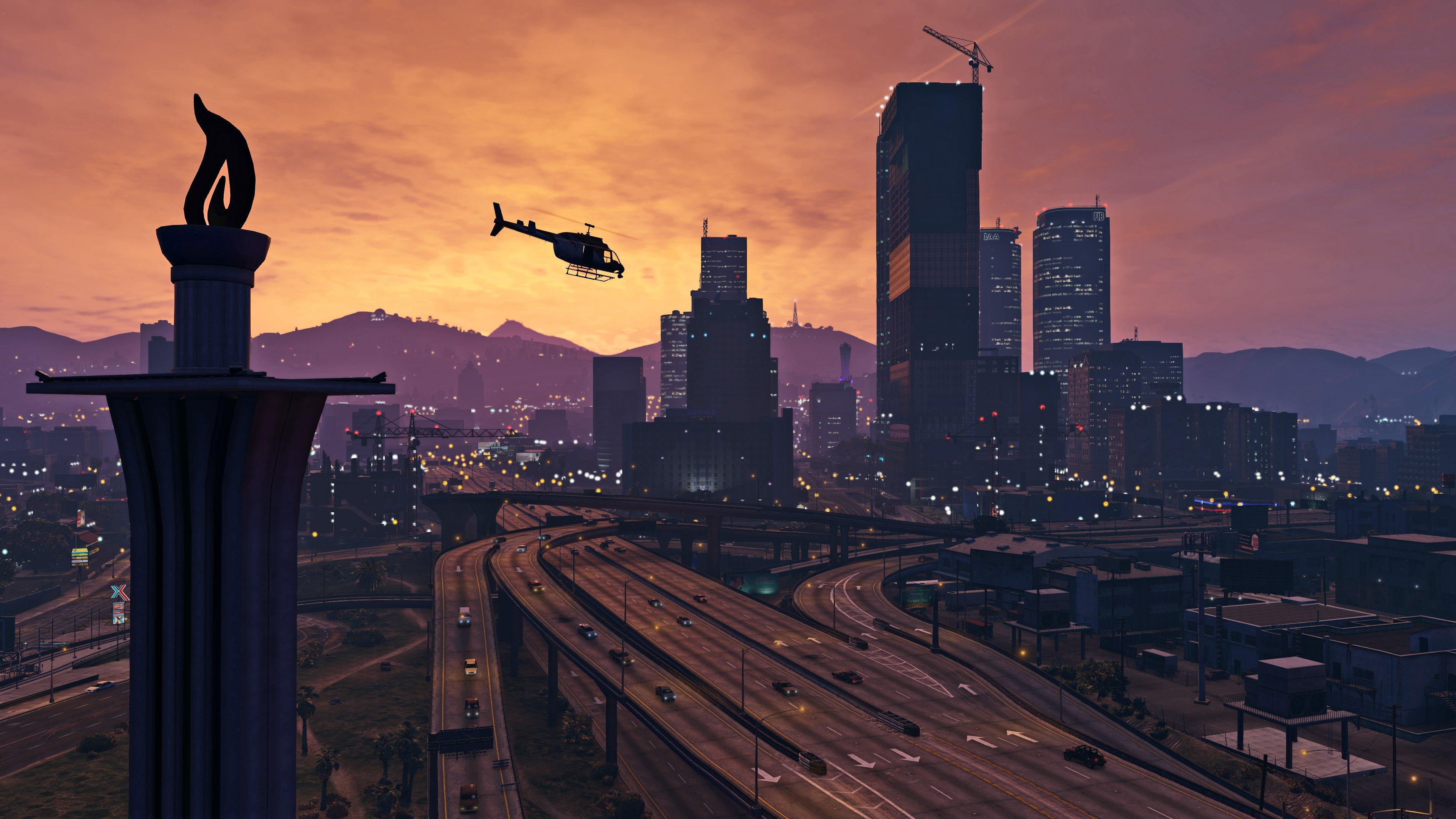 Новые скриншоты PC-версии Grand Theft Auto V - Изображение 1