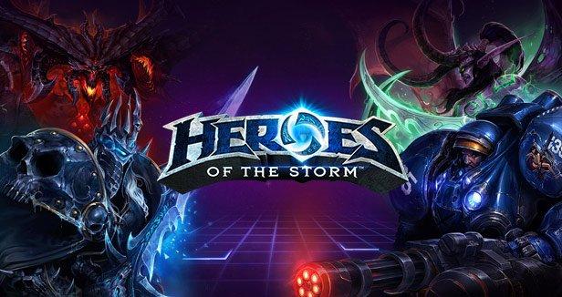 Heroes of the Storm вечерний стрим - Изображение 1