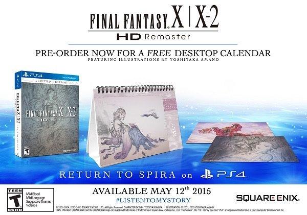 Сравнение графики Final Fantasy X/X-2 HD PS4 vs PS3 - Изображение 9