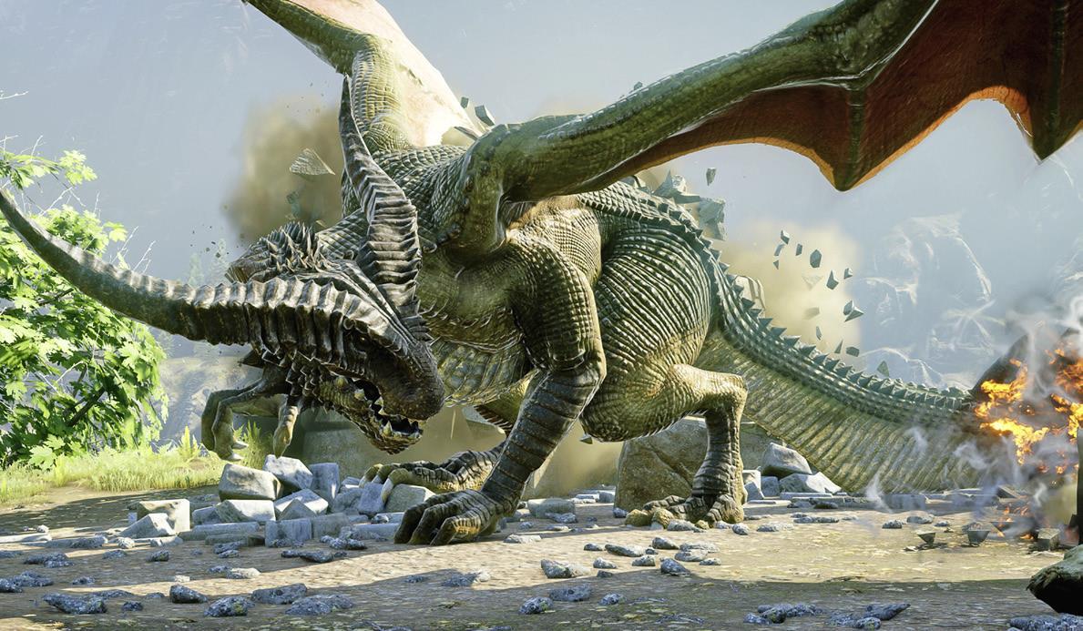 Драконоборец! - Убиваем драконов в Dragon Age: Inqusition  - Изображение 1