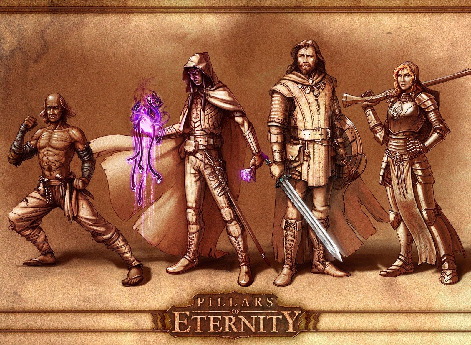 Коды для Pillars of Eternity - Изображение 1