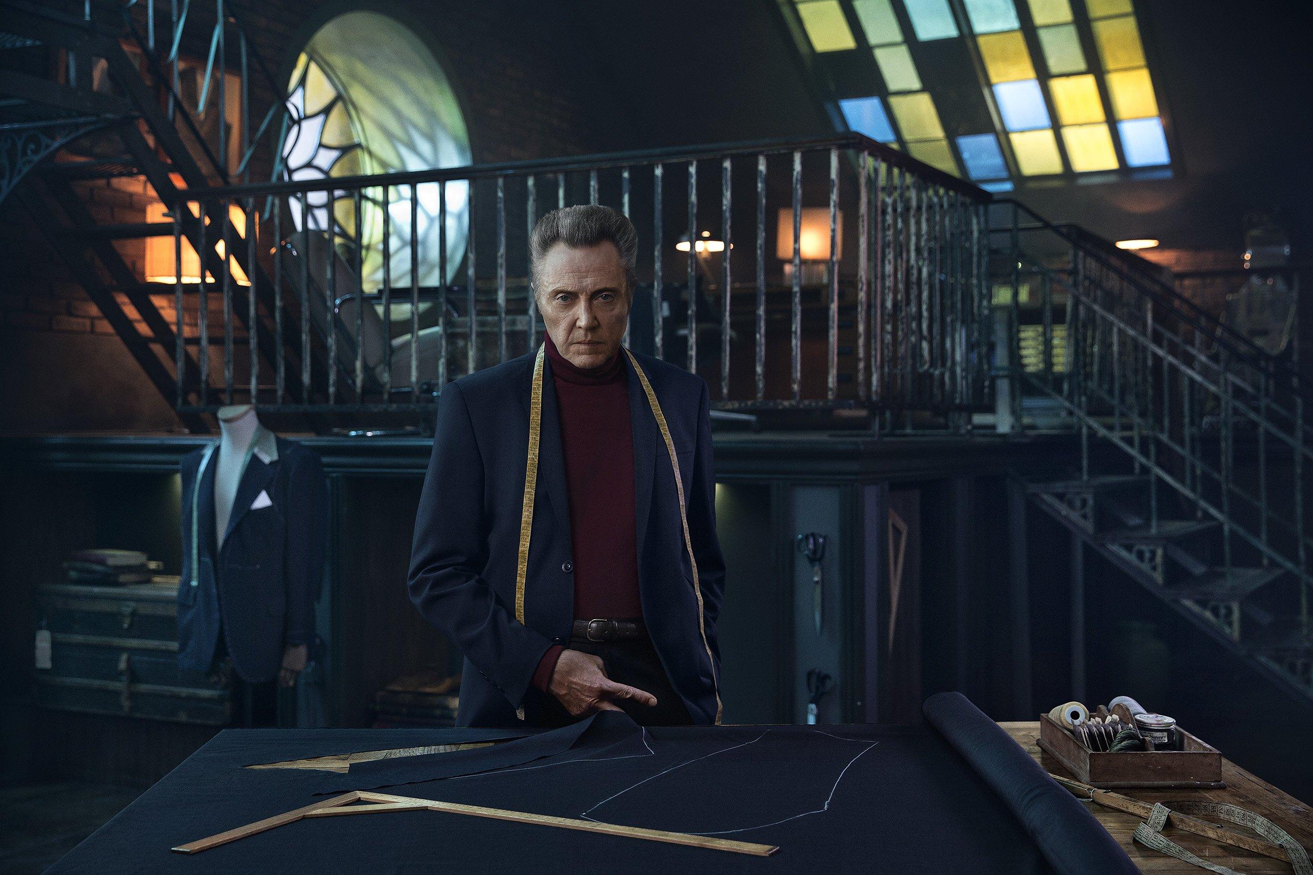 72 года сегодня исполняется обладателю премии «Оскар» Кристоферу Уокену - Изображение 1