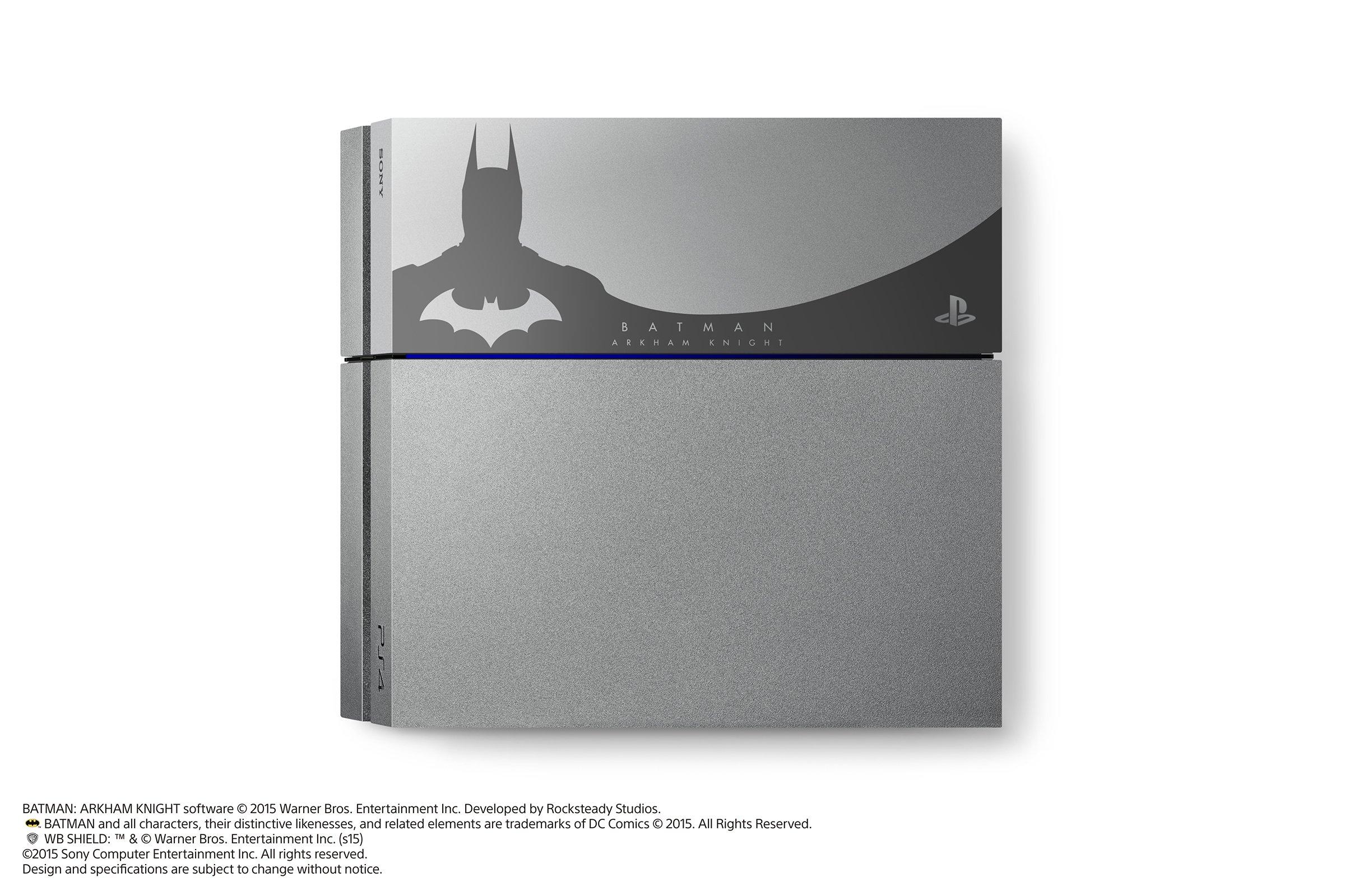 Ограниченное издание PS4 с игрой Batman: Arkham Knight. - Изображение 1