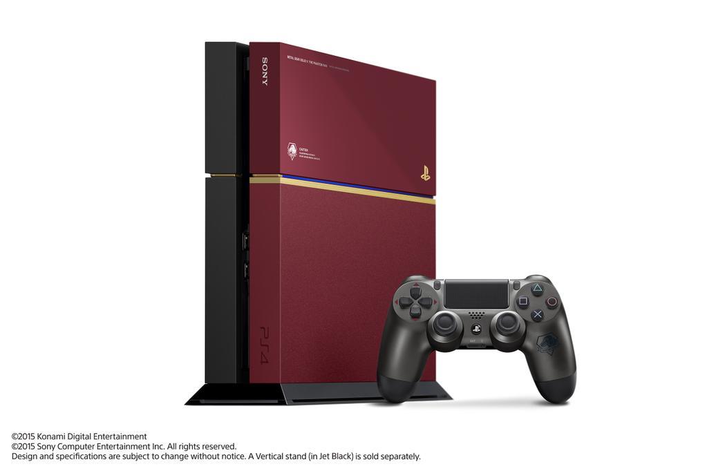 MGSV - версия игры для PC задержится на две недели. А также представлена шикарная PS4 в стиле MGSV !. - Изображение 2