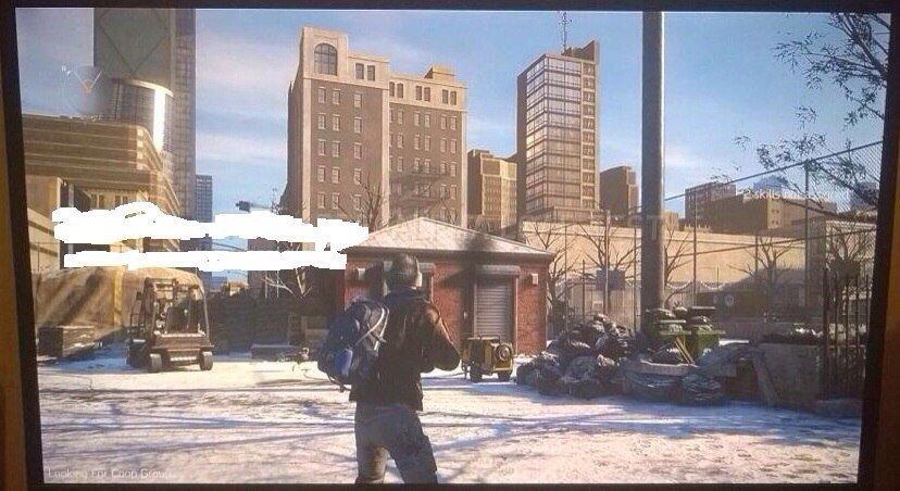 Скриншоты Pre - Alpha версии The Division   Xbox One. - Изображение 1