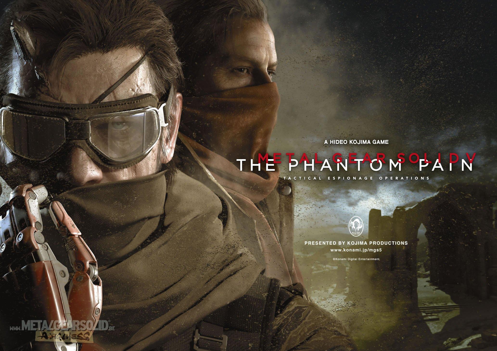 PC-версия Metal Gear Solid 5 подоспеет к 15-му сентября - Изображение 1