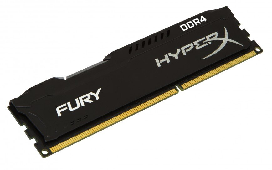 Kingston выпустила модули HyperX FURY DDR4 и комплекты повышенной емкости Predator DDR4 - Изображение 1