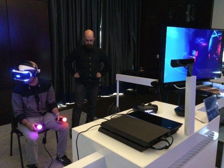 Sony : продано 20.2кк PS4 ! Проект Морфиус, VR шлем для PS4, выйдет в первой половине 2016 года !  - Изображение 4
