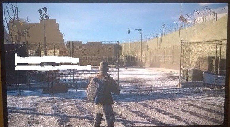 Скриншоты Pre - Alpha версии The Division   Xbox One. - Изображение 2