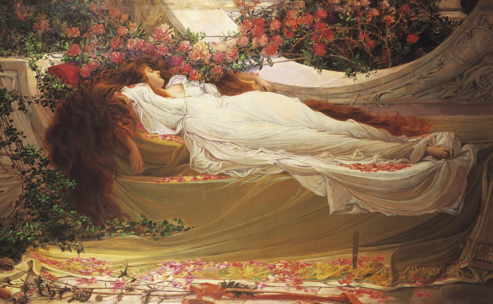 Спящая красавица текст 1 фотография
