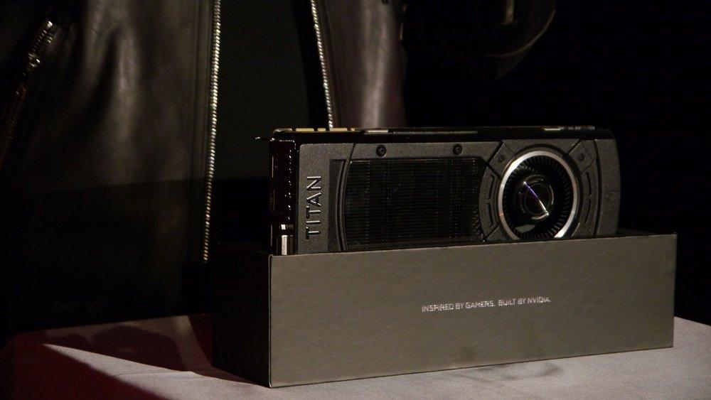 Новые фото и информация о GeForce GTX Titan X. - Изображение 1