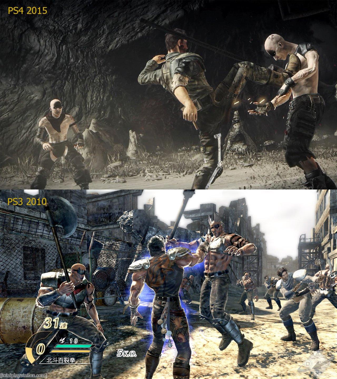 PS4 vs PS3 - Изображение 1