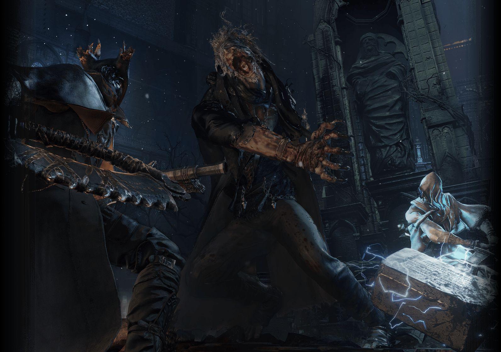 Bloodborne - жуткие подробности о сетевой составляющей игры. Омерзительно приватные сессии !  - Изображение 1