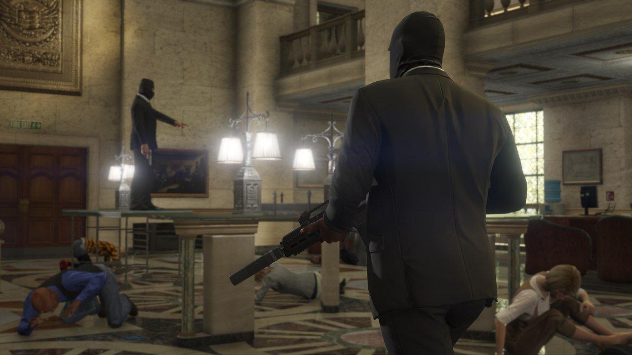 """Подробности """"Ограблений"""" в GTA: Online - Изображение 1"""