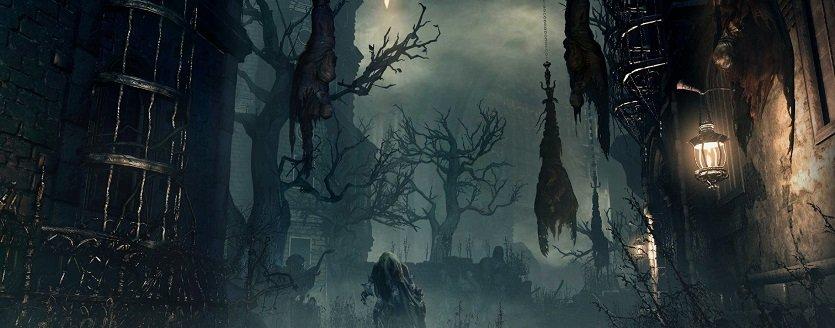 Bloodborne : мерзкие  твари и немного слов о некоторых локациях. - Изображение 9