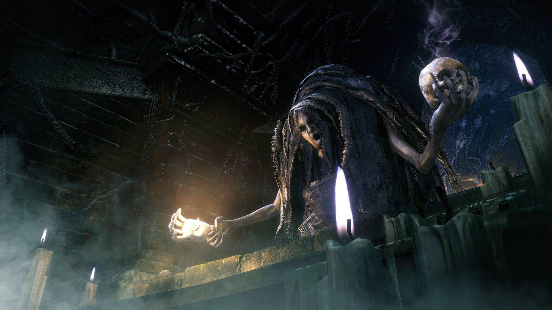 Bloodborne : мерзкие  твари и немного слов о некоторых локациях. - Изображение 2