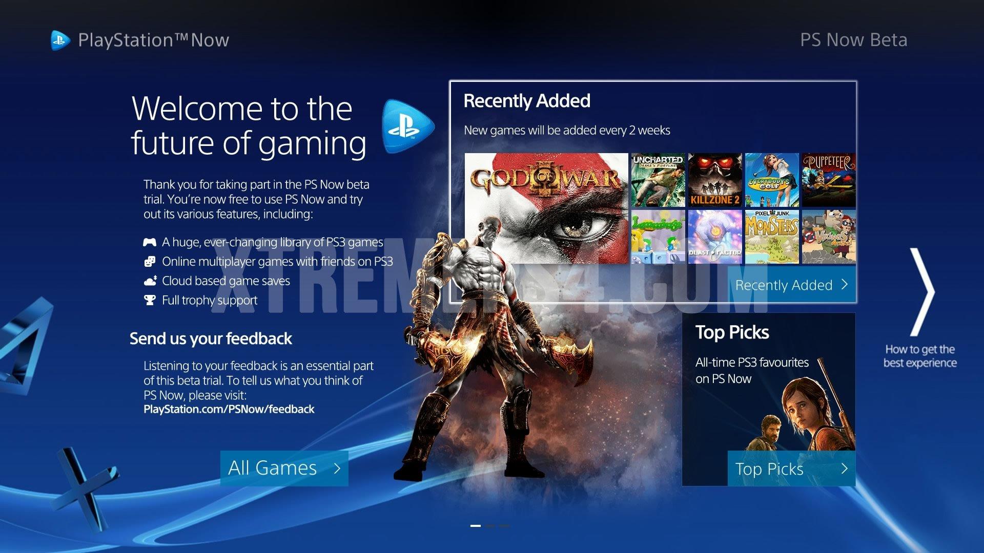 Playstation Now Beta доступна в Европе - Изображение 4