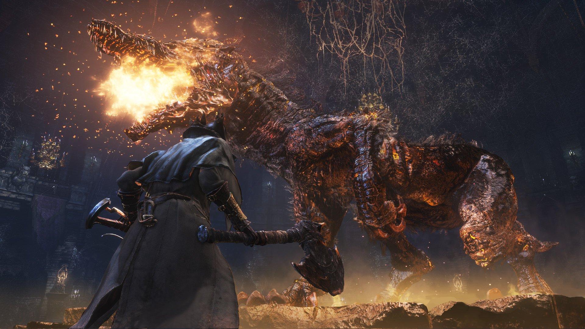 Bloodborne : мерзкие  твари и немного слов о некоторых локациях. - Изображение 1